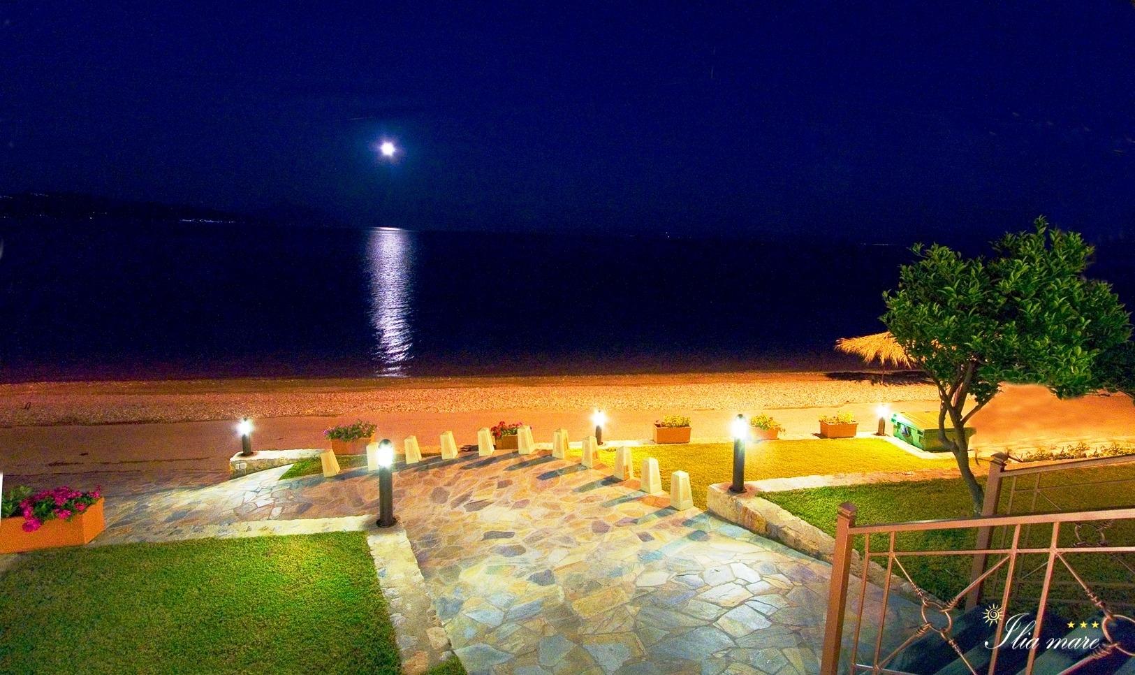 Το ξενοδοχείο IliaMare