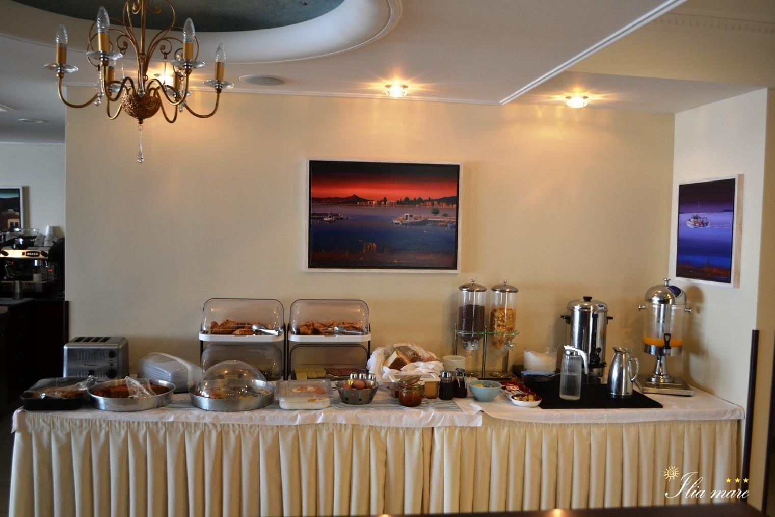 Πρωϊνό στο IliaMare