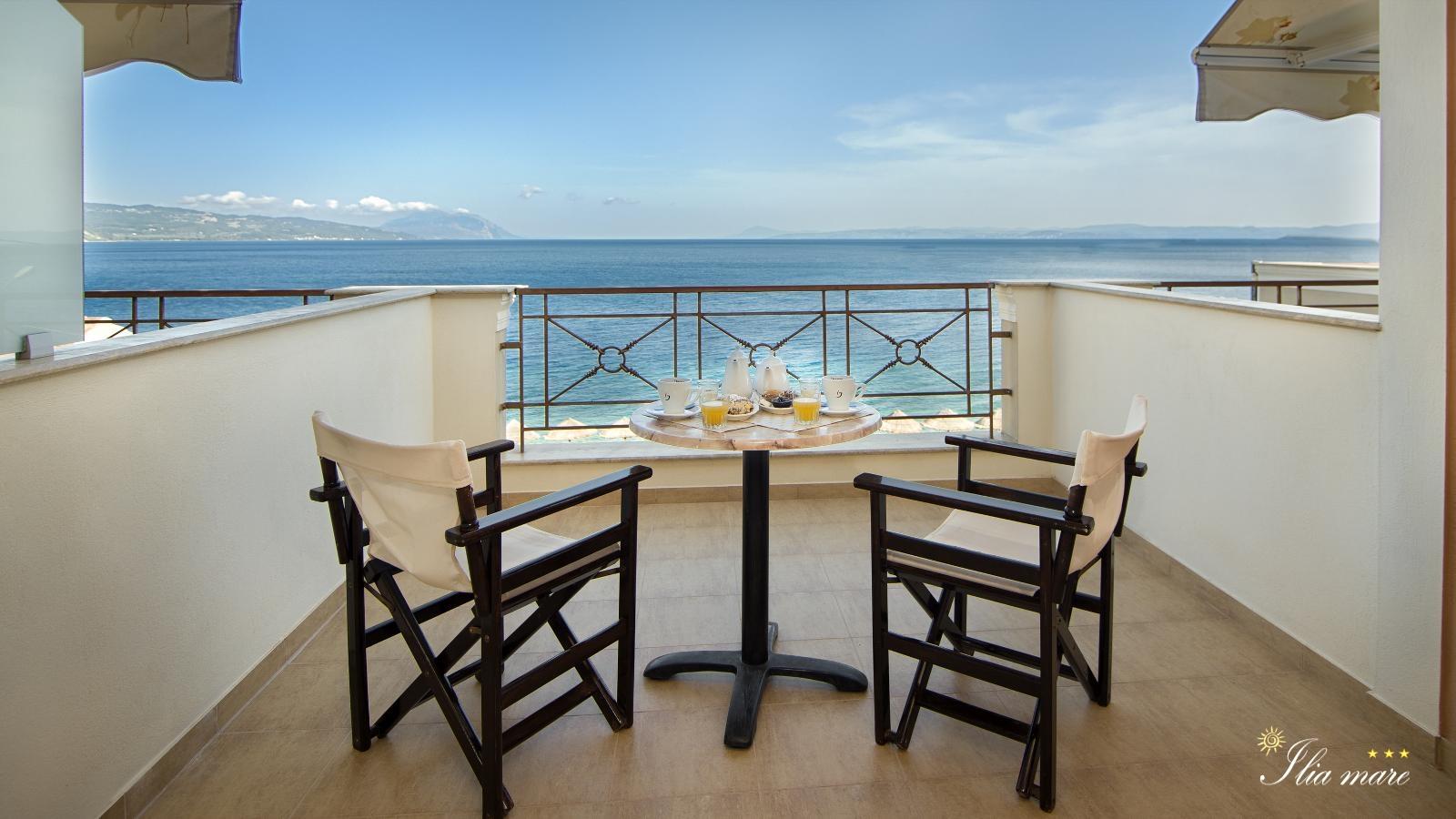 Double Room - Balcony Sea View