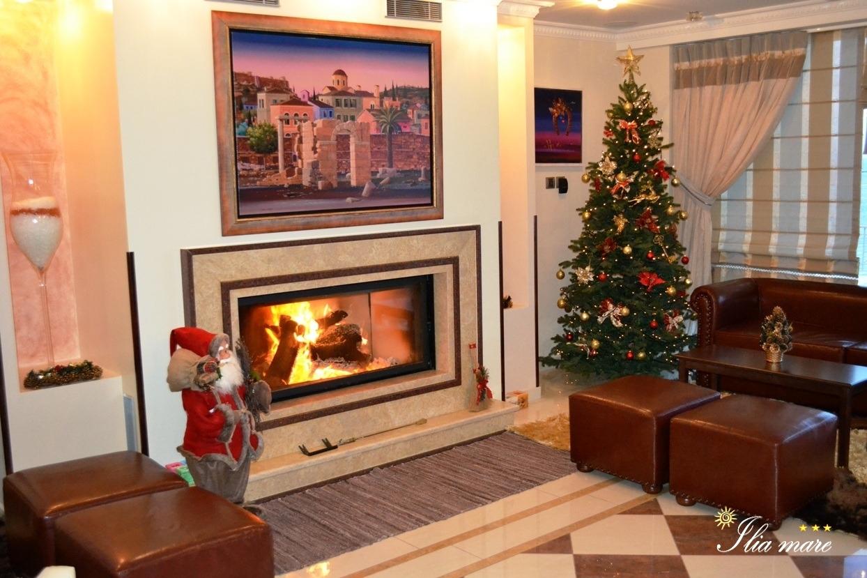 Χριστούγεννα – Πρωτοχρονιά στο Ilia Mare