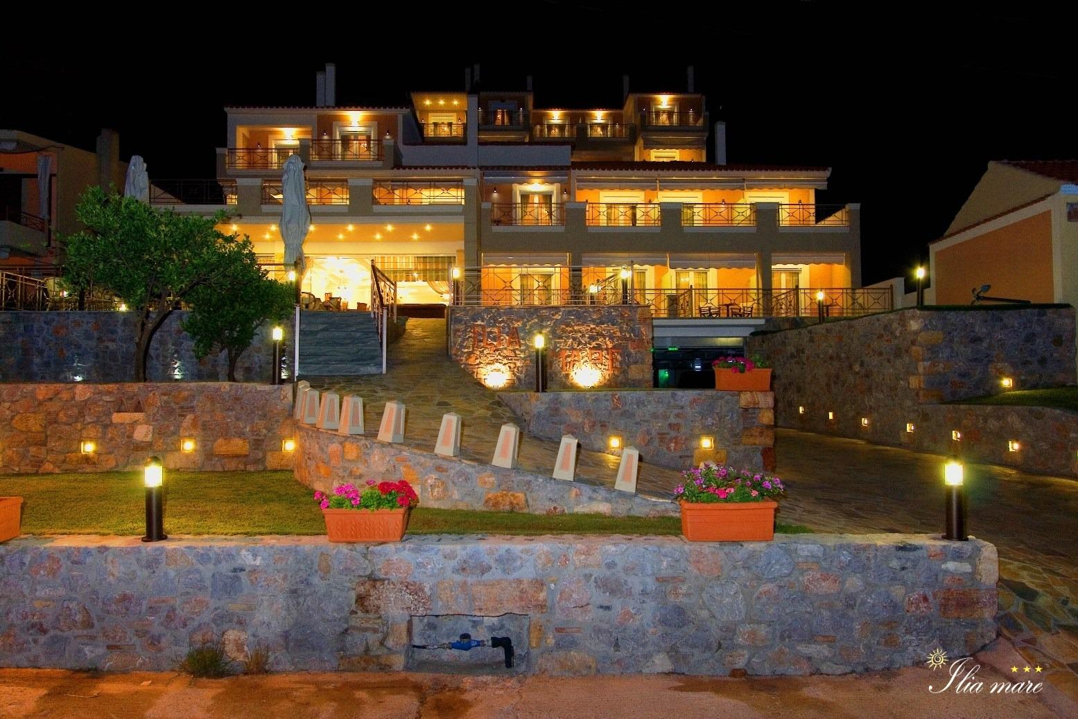 Το Ξενοδοχείο Ilia Mare