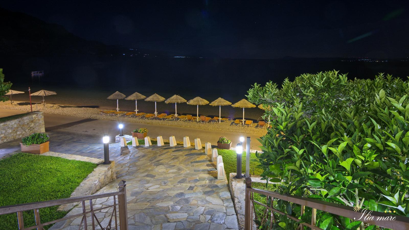 Beach Night View