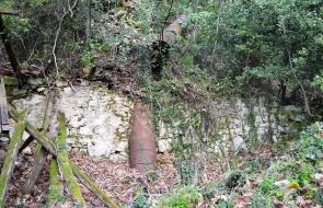 Παλιός νερόμυλος