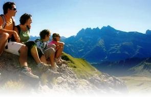 Δραστηριότητες στο βουνό
